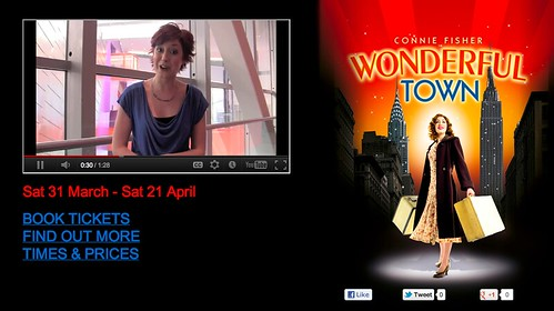 Connie Fisher and Wonderful Town