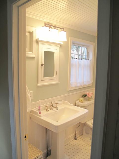 PR sink, mirror