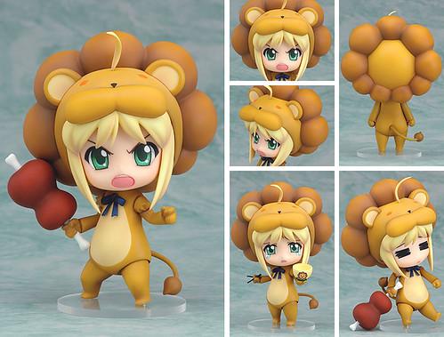 Nendoroid Saber Lion