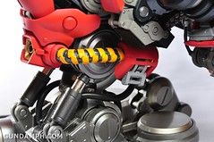 Formania Sazabi Bust Display Figure Unboxing Review Photos (99)