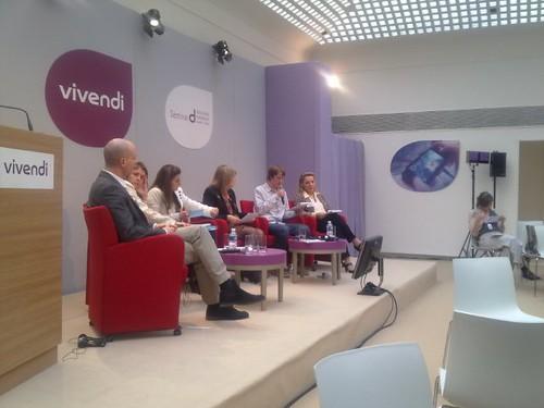 Vivendi Sustainable Development Seminar 2012