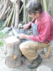 Edward Acland peening, UK