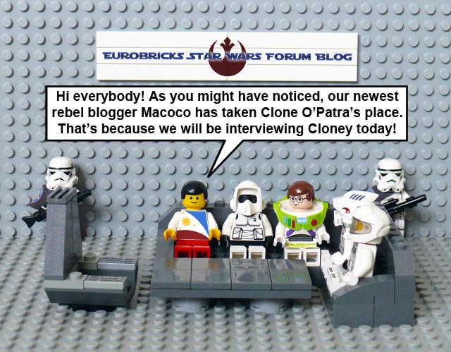 Clone O'Patra Blog Interview