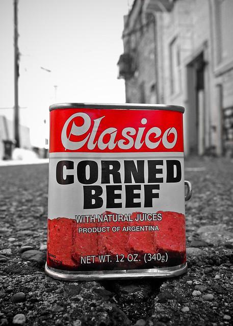 Clasico corned beef