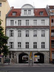 Urbanstraße 122-123, Gesamtansicht