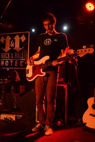 Trevor Hall @ Rock & Roll Hotel