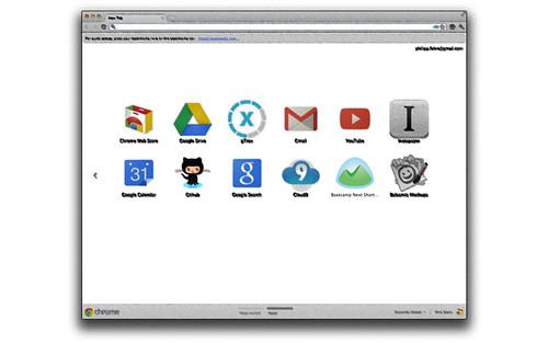 Basecamp Next Shortcut Chrome Web App