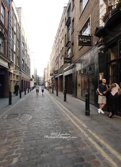 ▌London ▌ Covent Garden 一個你會想再來的地方