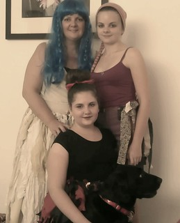 siren, vampire fairy and woodland elf