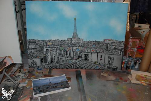 Nick Walker Paris