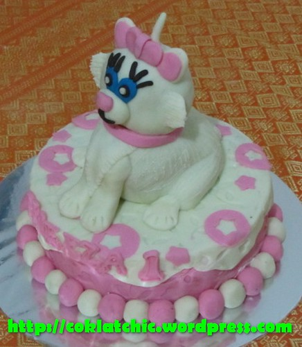 Cake Marie the Cat