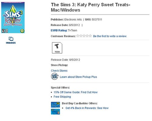 Pre-Order Sweet Treats from Best Buy and Target...