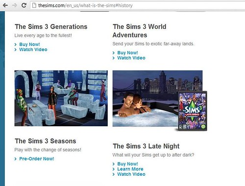 The Sims 3 Seasons Officially Confirmed by EA! (2/2)