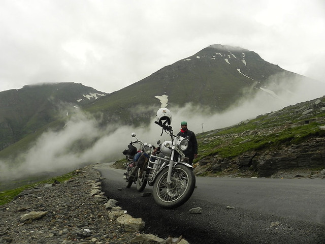 Rohtang La, Manali Leh Route