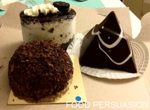 Urban Fare Chocolate Cakes