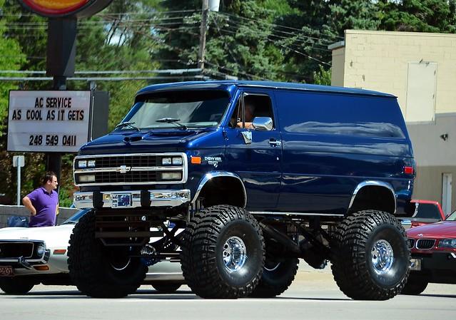 Full Size Awd Conversion Vans