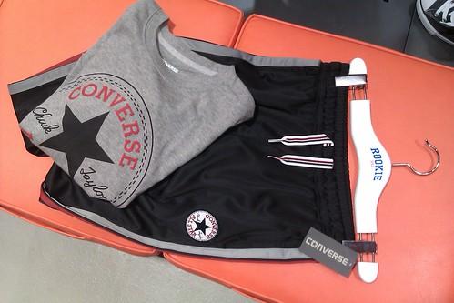 Boys Converse T-shirt, Boys Converse pants, #CBias, #RookieUSA