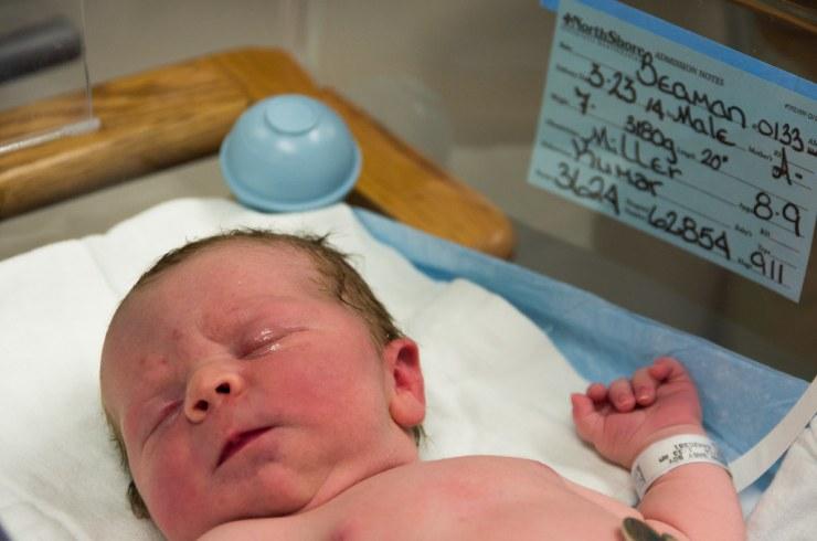 Baby Ezra