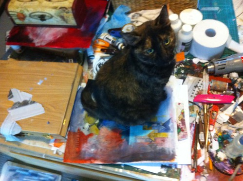 1 art helper