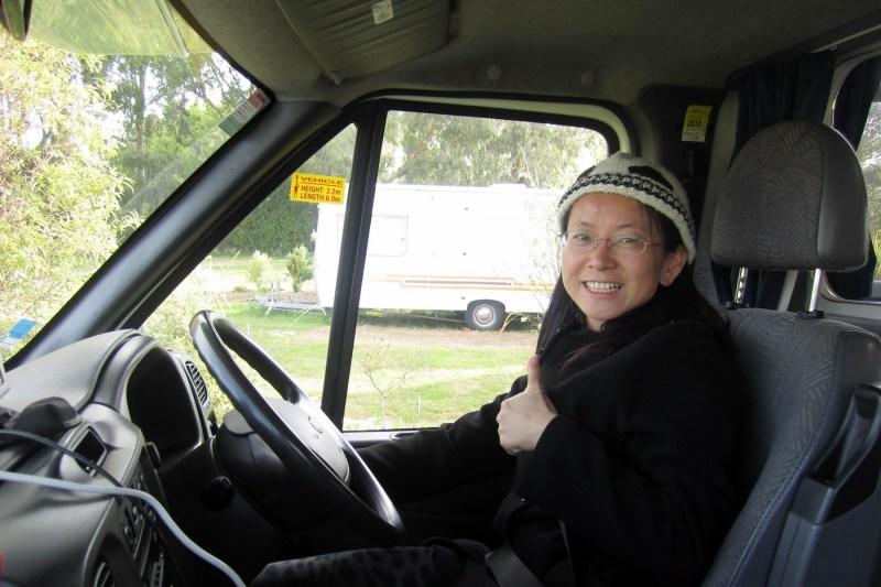 紐西蘭為右駕駕駛