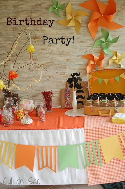 Julien bday party!