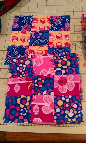 9-patch, more blue less pink by Miss Knotty