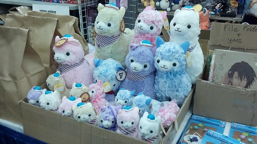 Ultra-Cute Arpakasso Alpaca Stuffed Toys From Japan