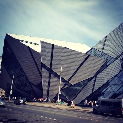 Royal Ontario Museum - instagram