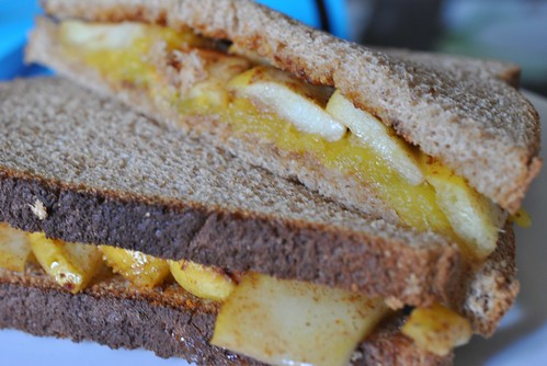 Apple Squash Sandwich