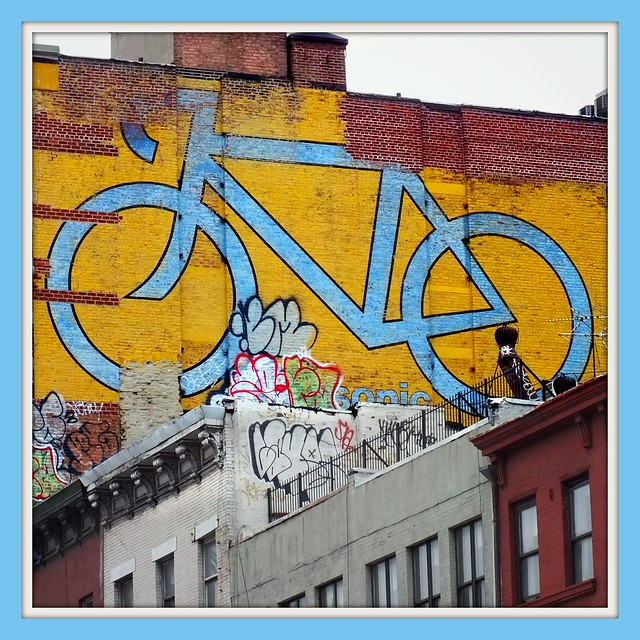 GRAFITTI-Manhattan, New York