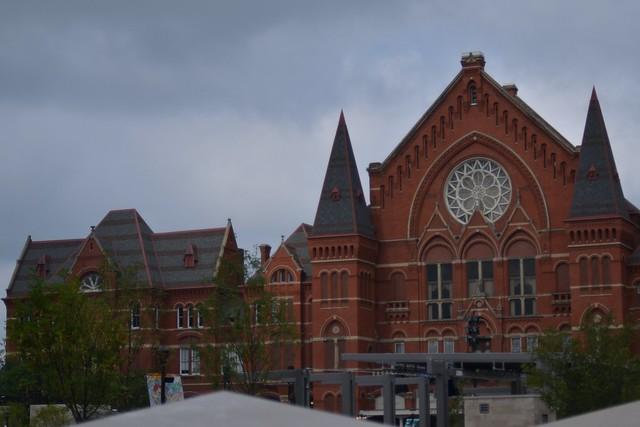 Music Hall, Light Through Clouds