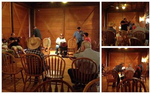 Cajun Music at Vermilionville