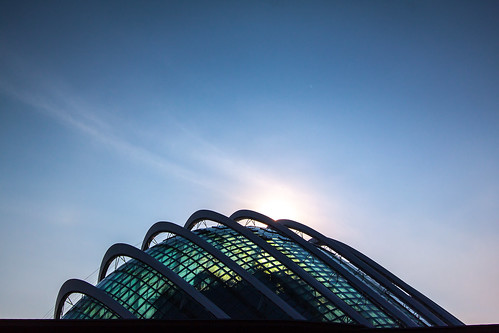 Garden Dome by SkyStrike