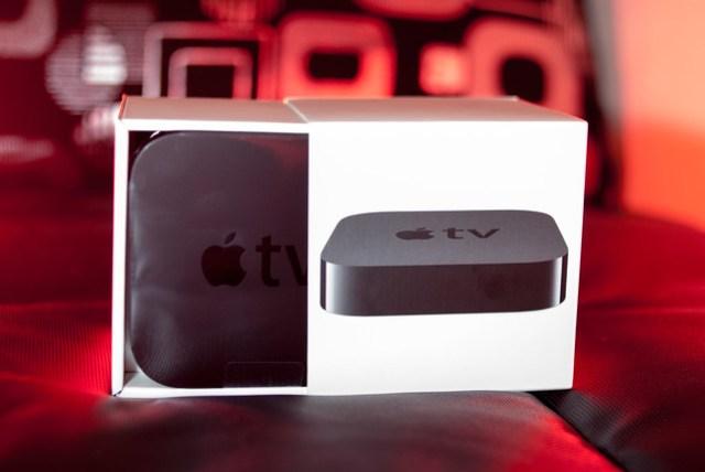 Apple TV 開箱 2