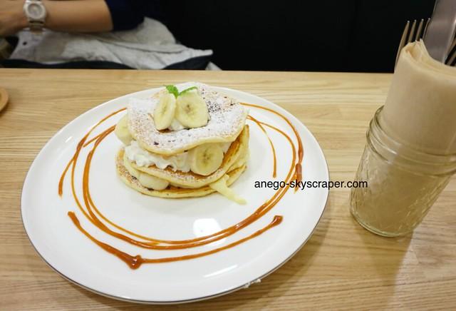 下北沢 1 パンケーキ