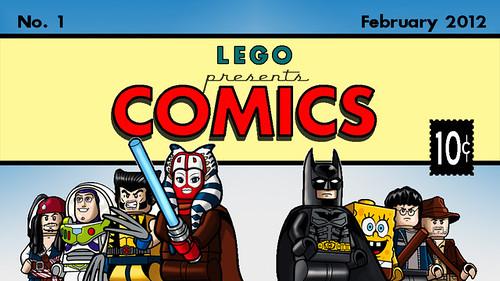 LEGO Cuusoo: LEGO Comics