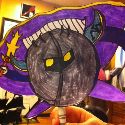 Aidan's Meta Knight