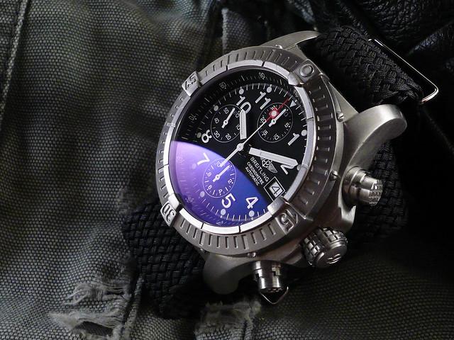 Breitling Chrono Avenger Titanium
