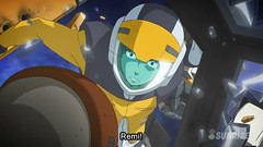 Gundam AGE 2 Episode 27 I Saw a Red Sun Screenshots Youtube Gundam PH (48)