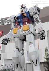 Gunpla Tokyo Gundam Museum Diver City (9)