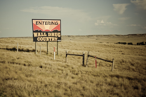Wall Drug Country