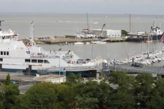 Bac de l'estuaire de la Gironde