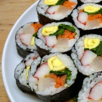 Kimbap - 김밥