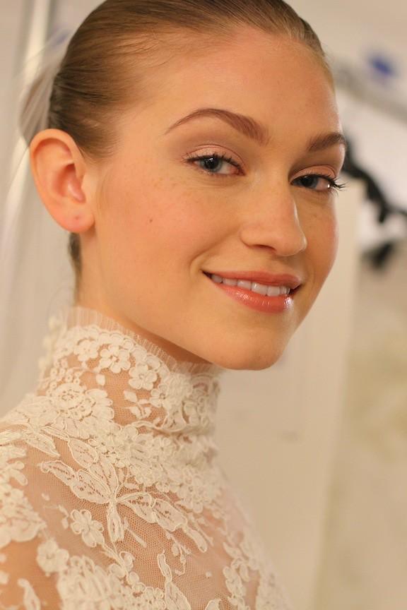 Oscar de la Renta Bridal 2013 66