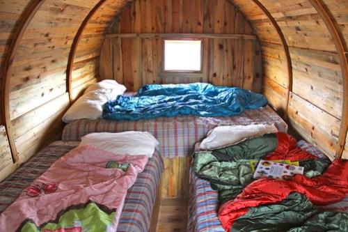 Zion Ponderosa Ranch Covered Wagon