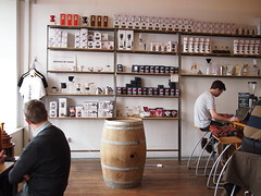 Prufrock Coffee, Leather Lane