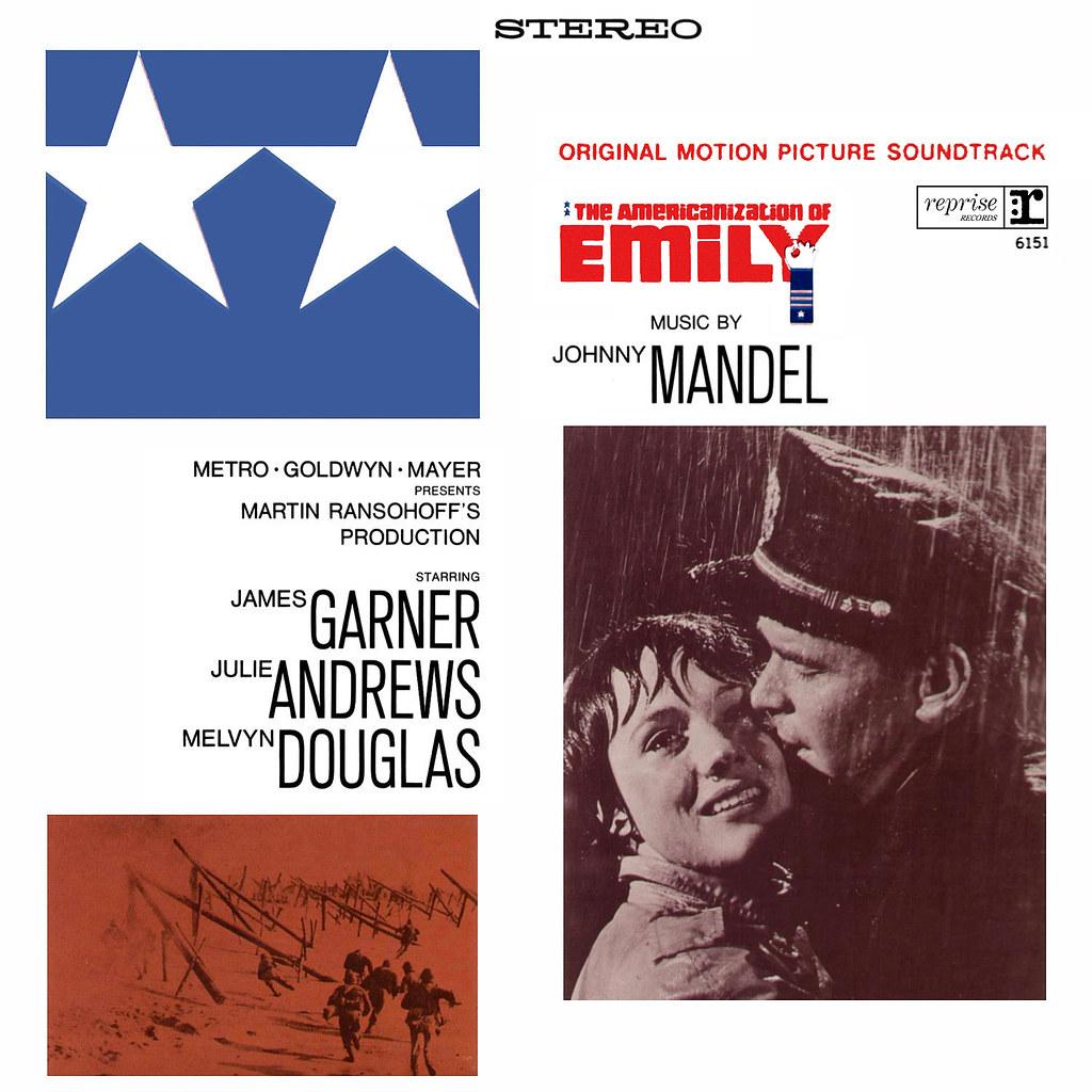 Johnny Mandel - The Americanization of Emily