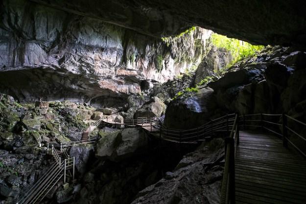 Clearwater Cave. Gunung Mulu