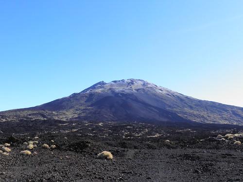 Вершина Тейде // Peak of Teide