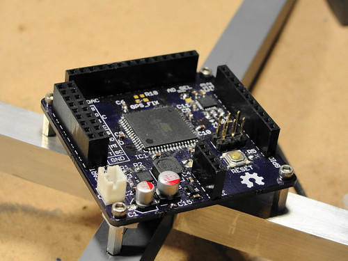 tinyCopter Main Board
